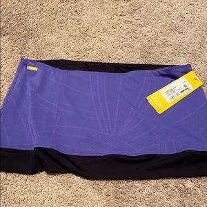 Lole reverse skirt medium NWT